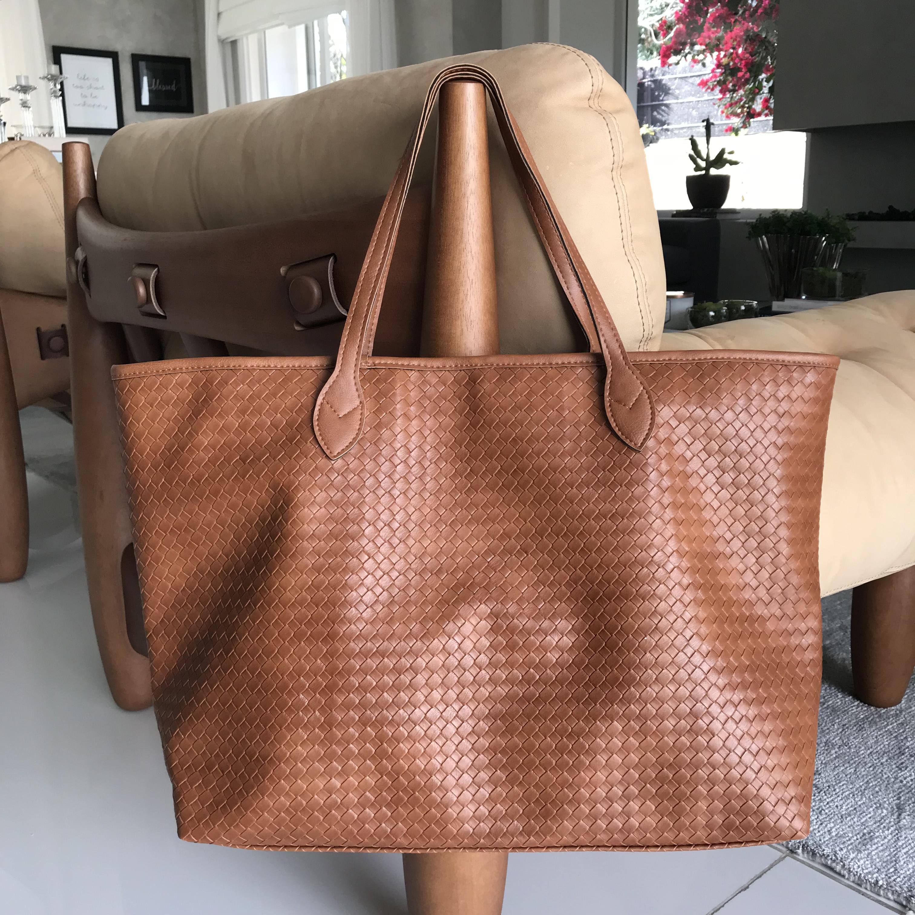 SHOPPING BAG CARAMELO